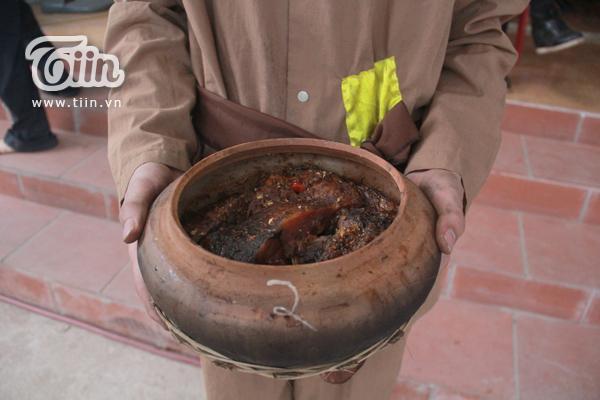 Cá kho niêu đất là món ăn cổ truyền Hà Nam